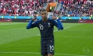 Mbappé sai da Copa maior do que entrou, mesmo que França não vença