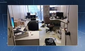 PF investiga invasão de duas salas do Ministério do Trabalho em Brasília