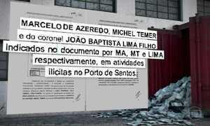 PF investiga se Argeplan repassou pagamentos ilícitos a Temer