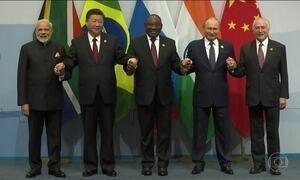 Protecionismo domina debates no 10º encontro dos Brics em Joanesburgo