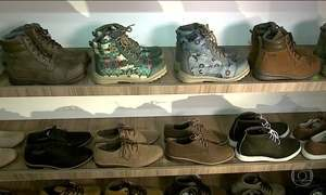 Indústria do calçado investe no sapato vegano, sem matéria-prima animal