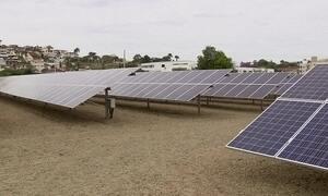 Placas fotovoltaicas são instaladas em escolas mineiras