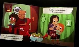 Livro infantil ajuda na prevenção ao abuso sexual de crianças