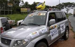 Rally Eco Goiás termina com etapa de Goiânia