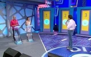 GSHOW - A paranaense Letícia Coimbra dá show no Domingão do ... - Globo.com