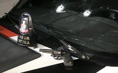 SP registra 11 mortes durante  a madrugada (Reprodução/TV Globo)