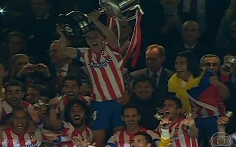 Atltico de Madrid bate o 