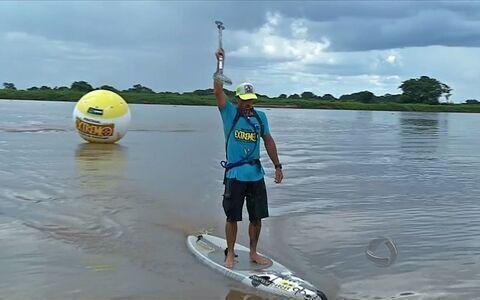Atletas do Pantanal Extremo dão show em quatro dias de aventura