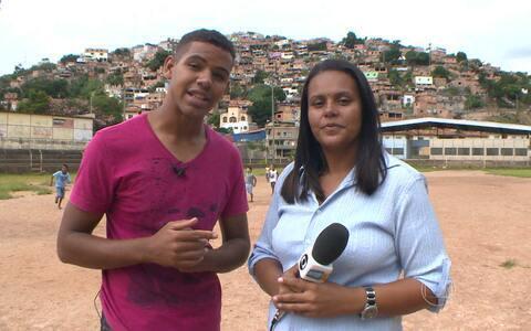 Parceiros da Serra se despedem realizados (Dupla Pablo e Talita se despedem dos Parceiros do MGTV (Entre becos e vielas, parceiros da Serra se despedem realizados))
