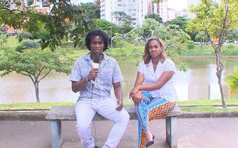 Davidson e Elaine relembram histórias marcantes (Davidson e Elaine relembram histórias marcantes  (editar título))