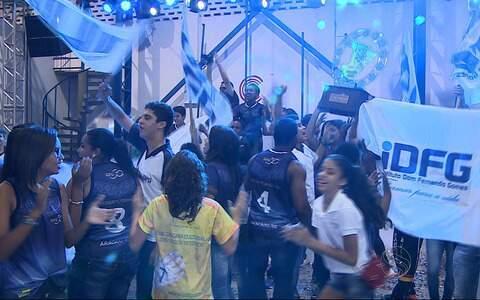 IDFG conquista os Jogos Escolares TV Sergipe pela primeira vez