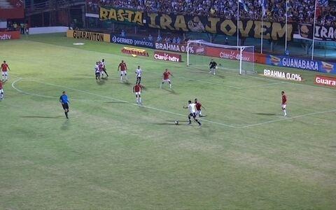 Nenê comanda o Vasco, que vence América com um golaço de Riascos: 3 a 1