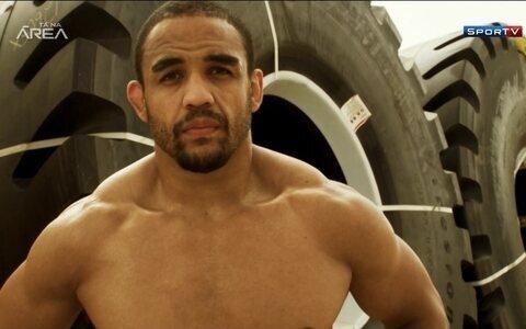 Rafael Feijão teve ajuda de lenda do MMA para se tornar atleta de elite do esporte