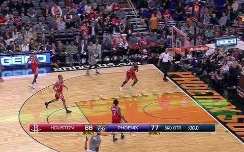 Houston Rockets 111 x 105 Phoenix Suns