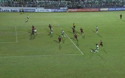 Melhores momentos: Oeste 0 x 0 Palmeiras