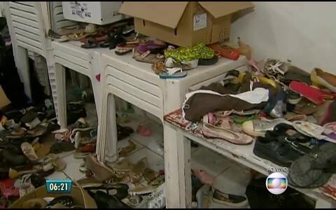 Rede convoca voluntários no Recife (Reprodução TV Acre)