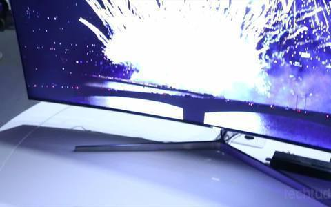 Smart TV SUHD de 65 polegadas da Samsung: veja nossas primeiras impressões