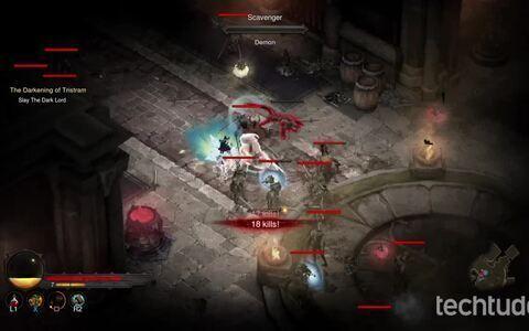 Diablo 3 - DLC coloca fases de Diablo 1 no jogo