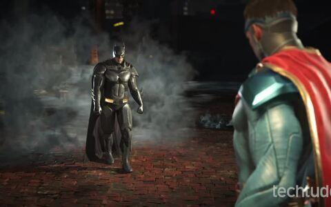 Injustice 2 - Gameplay comentado