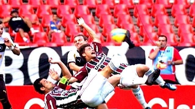 Top 5: os gols mais bonitos do Fluminense no Campeonato Carioca 2012