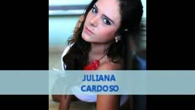Musa do Brasileirao 2013 - Juliana Cardoso