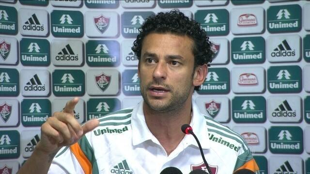 Fluminense aposta na boa fase de Fred para vencer o Palmeiras pelo Brasileirão