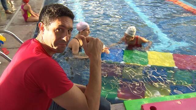 Gustavo Borges dá nome a sistema de treinamento em Salvador