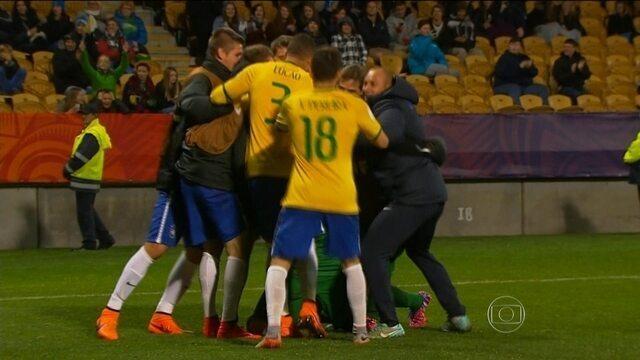 Seleção brasileira se classifica para as quartas de final do Mundial Sub-20