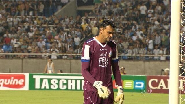 Botafogo vence Macaé com lance bizarro do Macaé pela Série B