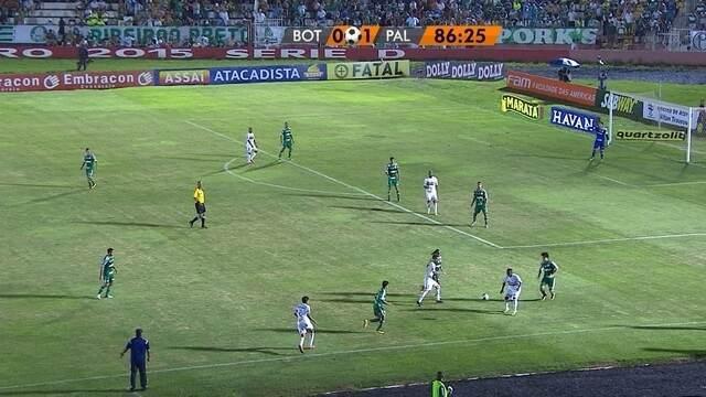 BLOG: Palmeiras on the break! Veja o gol de Dudu narrado em inglês no FootBrazil
