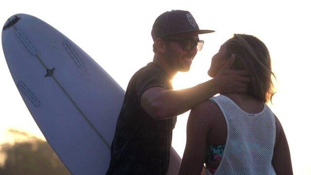 """Conheça os casais de surfistas que participam do """"Nas ondas"""" em Fernando de Noronha"""