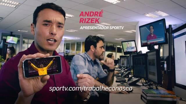 Recrutamento SporTV