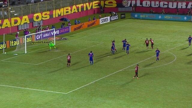 BLOG: Faltou equilíbrio para o Sport diante do Vitória no Barradão