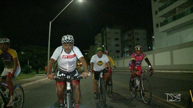 Ciclistas encaram desafio olímpico em São Luís, MA