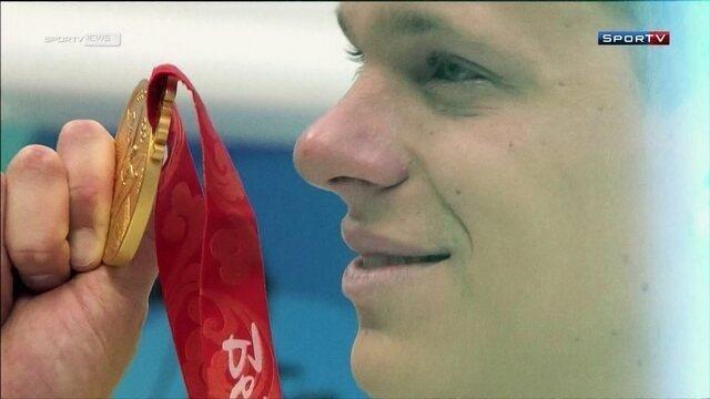 BLOG: Momento Olímpico: A história de Cesar Cielo e o ouro de 2008