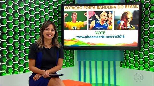B3 - Globo Esporte/PE (30/07/2016)