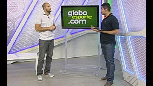 Gustavo Pêna comenta a participação do Pinheirense na Copa BR