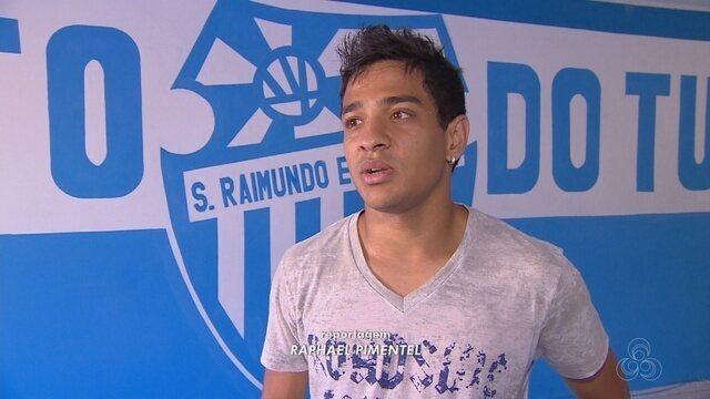 Filho de peixe... Filho de ídolo da torcida, Marcelinho Araxá defende o Tufão em 2016