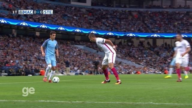 Melhores momentos: Manchester City 1 x 0 Steaua Bucareste pela Liga dos Cmpeões da UEFA