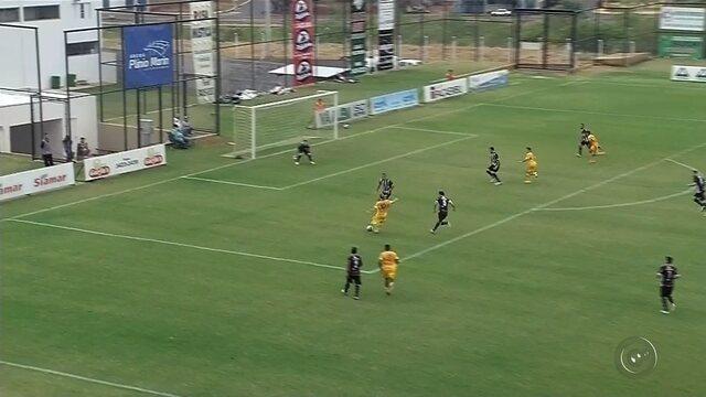 Com time jovem e pouco tempo de treinamento, Mirassol tem oscilado na Copa Paulista