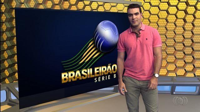 Globo Esporte GO - 25/08/2016 - Íntegra