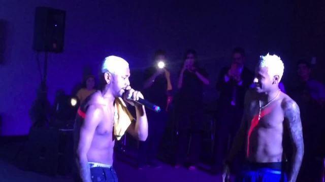 BLOG: Neymar comemora cantando com Nego do Borel e brinca com Alemanha em funk