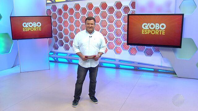 Globo Esporte BA - Íntegra do dia 26/08/2016