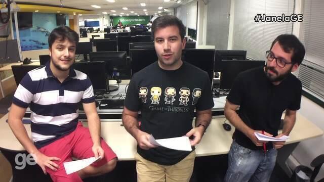 Janela GE #5: ciranda de goleiros, Douglas fora do Barcelona e Gabigol na Itália