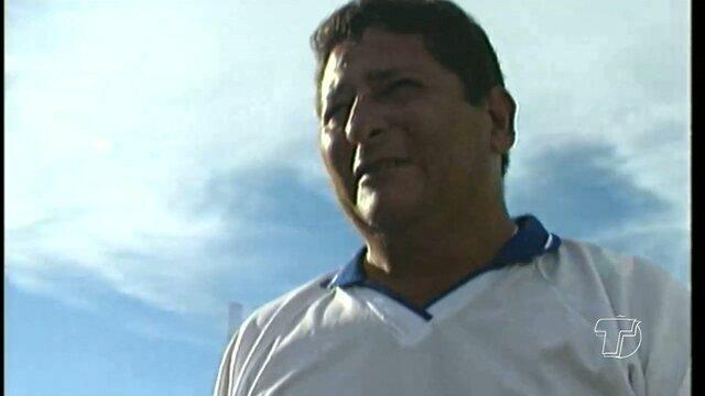 Morre o técnico que conquistou primeira Série D, em 2009