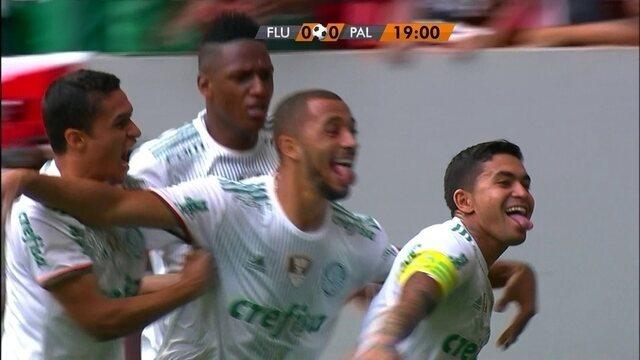 BLOG: Acrobatic Dudu! Assista ao gol do capitão do Palmeiras narrado em inglês