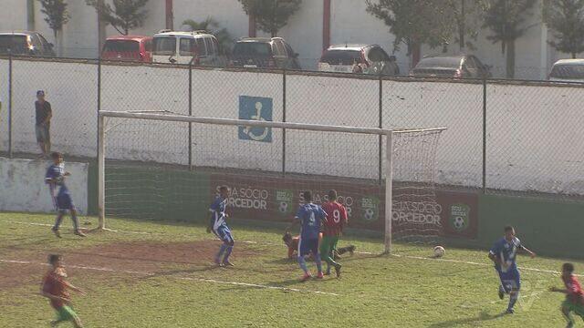 Santos é lider do grupo 17 no Campeonato Paulista Sub 15