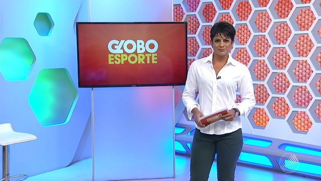 Globo Esporte BA - Íntegra do dia 23/09/2016