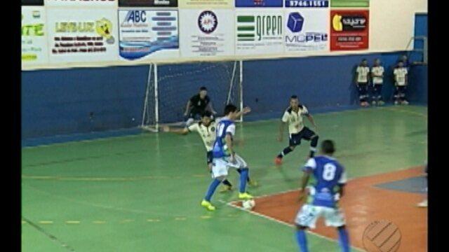 Izabelense vence o Remo pelo Paraense Adulto de Futsal