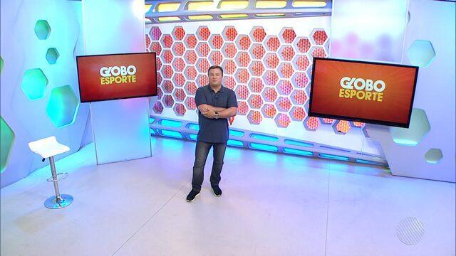 Globo Esporte BA - Íntegra do dia 24/09/2016
